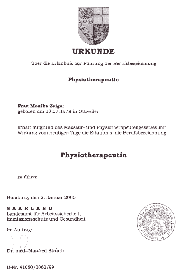 urkunde-physiotherapie-monika-schultheis