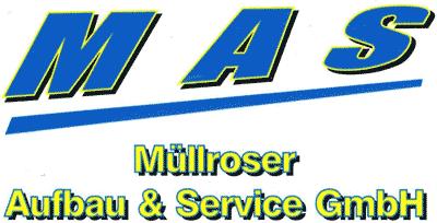 MAS Müllroser - Fahrzeugbau & Hydraulik